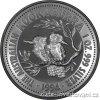 2405 4 investicni stribrna mince kookaburra 1992 2014 1 kg