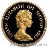 2951 1 investicni zlata mince kralik 1987 hongkong 1 2 oz