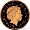 3053 1 britska zlata libra proof
