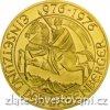 3503 zlata mince 1000 rakouskych silinku babenberg