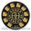 3962 investicni zlaty produkt slunecnice argor heraeus 10g