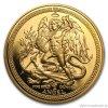 4661 investicni zlata mince angel isle of man 1 2 oz