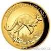 5471 investicni zlata mince australsky klokan nugget 2017 vysoky relief proof 1 oz