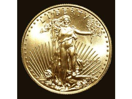 Investiční zlatá mince American Eagle 1 Oz