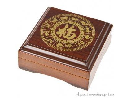 2945 darkova etuje pro zlate mince lunarniho kalendare ii