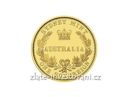 3104 australsky zlaty sovereign 2005 proof
