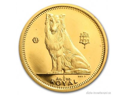 3788 investicni zlata mince kolie gibraltar 1 5 oz