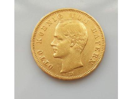 Zlatá 20 marka Otto
