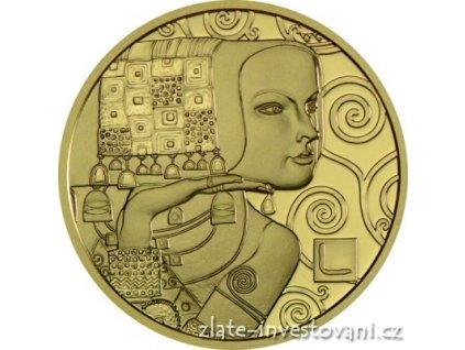 5582 zlata mince ocekavani klimtova serie 2013