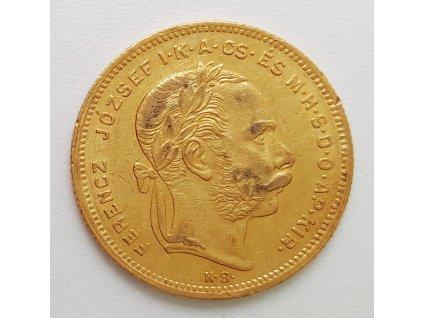 20 frank 1874 a