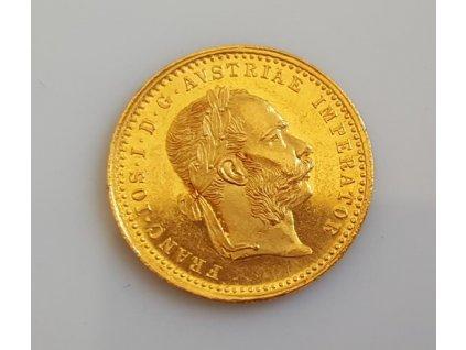 Zlatý dukát 1888