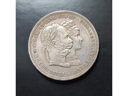 2 zlatník 1879 -svatební