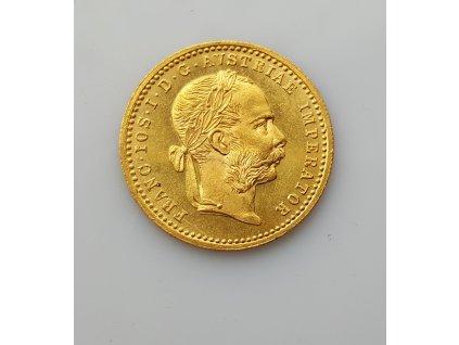 Zlatý dukát 1914 František Josef I.