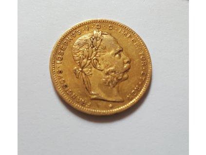 Osmizlatník František Josef I. 1876
