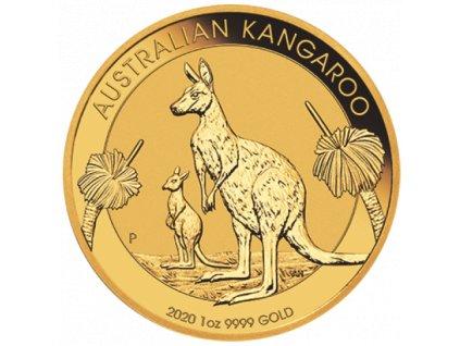 Zlatá mince Klokan 2020 1Oz