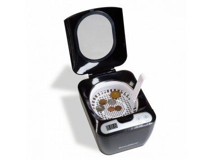 Ultrazvuková čistička mincí Sauber