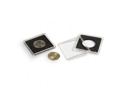 Kapsle na mince Quadrum-univerzální