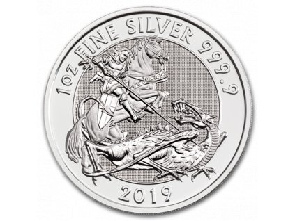 Stříbrná mince Valiant 1 Oz 2019