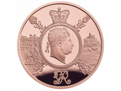 Reign of George III 2020 UK Gold Proof Coin