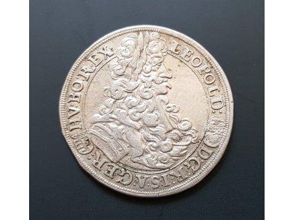 Půl tolar Leopold 1703
