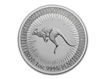Platinová mince 1 Oz-Klokan-100 AUD
