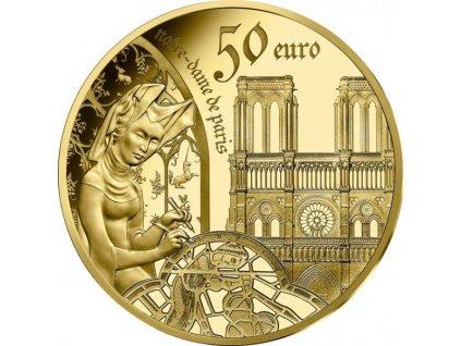 Zlatá mince Evropa 2020: Gothic Proof