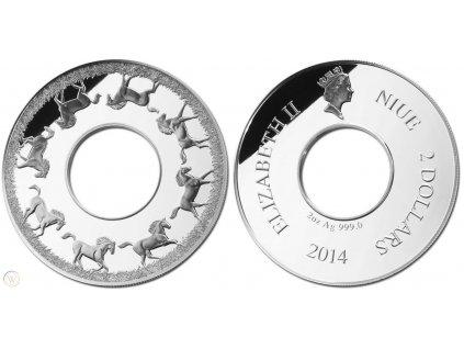 niue 2014 year horse rotating coin 1 ad741d96da3dc06196a4b535eee7c84c