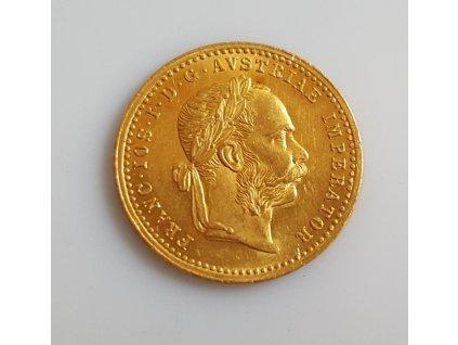 Zlatý dukát  František Josef I. 1899