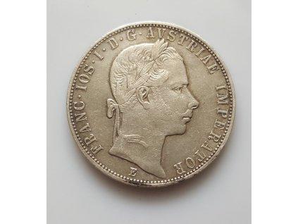 Zlatník Františka Josefa I. 1858 A