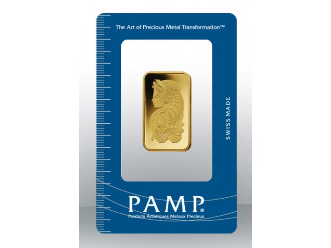 1889 investicni zlata cihla pamp fortuna 1 2 oz