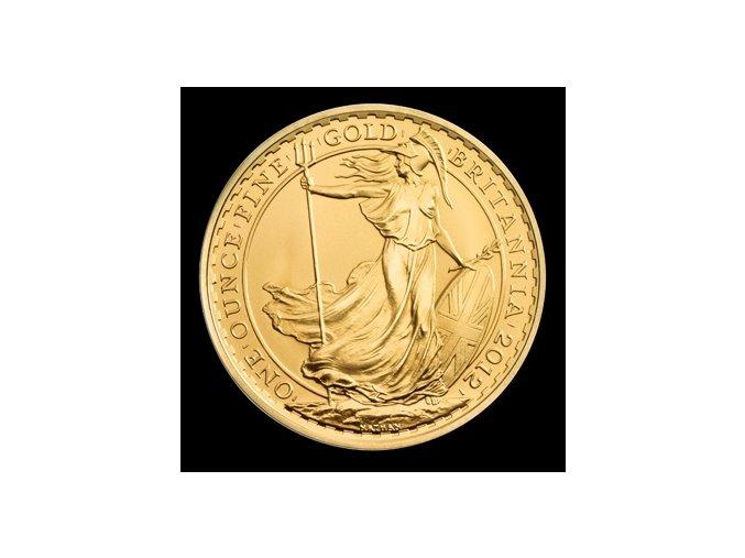1925 investicni zlata mince britannia 2016 1 oz