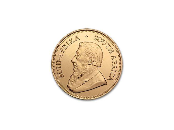 Investiční zlatá mince Krugerrand 1 Oz