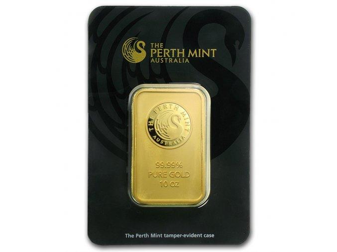 Investiční zlatý slitek Australský Kangaroo 10 Oz