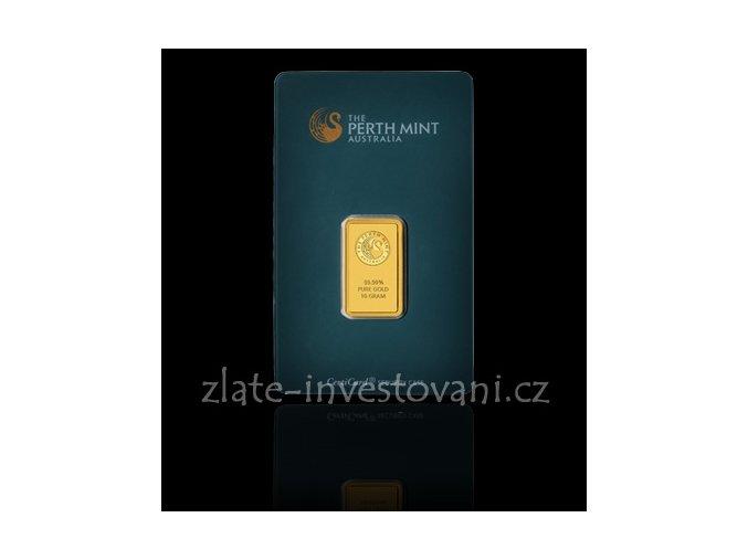2024 investicni zlata cihla australsky klokan 10g