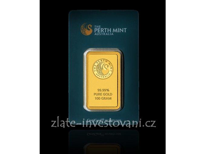 2054 investicni zlata cihla australsky klokan 100g