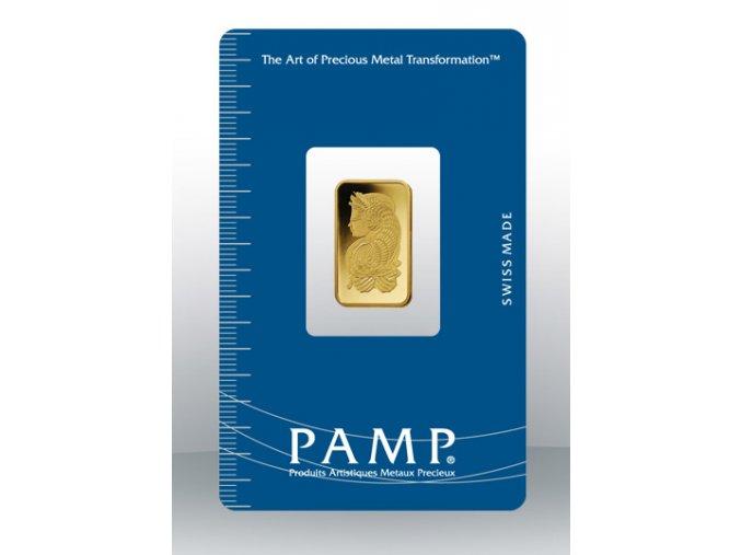 2201 investicni zlata cihla pamp fortuna 2 5 g