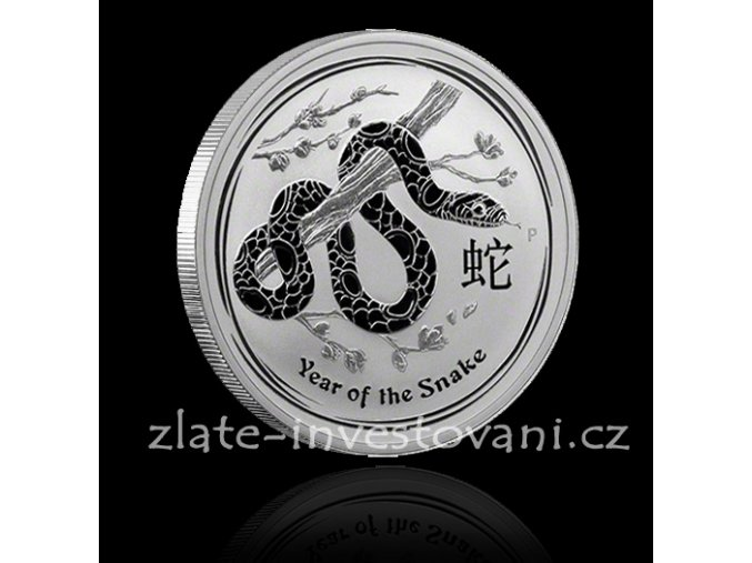 2351 investicni stribrna mince rok hada 2013 2 oz