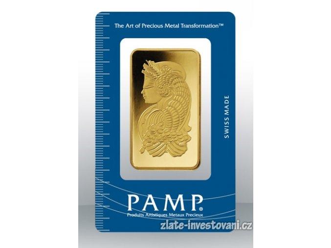 2522 investicni zlata cihla pamp fortuna 50g