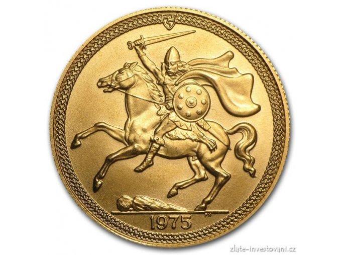 Zlatý Sovereign -Viking 1973-1974