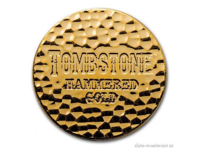 Zlatý investiční  produkt Tombstone-Scottsdale 1 Oz