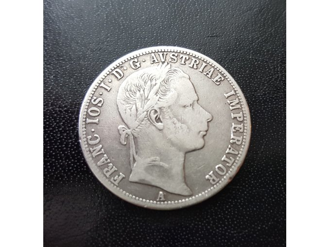 Zlatník Františka Josefa I. 1860A