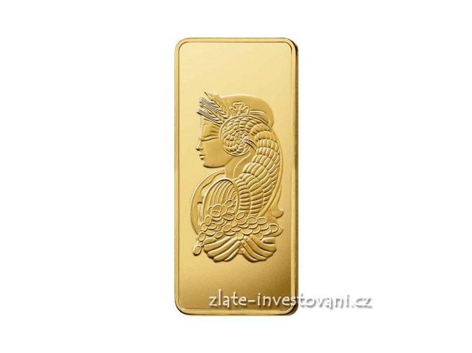 6458 investicni zlata cihla pamp fortuna 1 kg