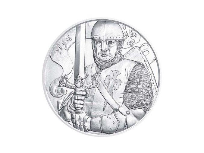 Investiční stříbrná mince Leopold 1 Oz-2019