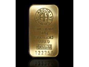 2015 1 investicni zlata cihla argor heraeus 50g