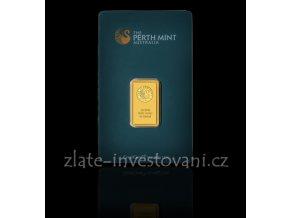Investiční zlatý slitek  Australský klokan 10g