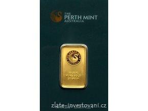 Investiční zlatý slitek Australský klokan 20g