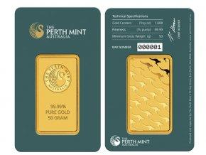 2030 investicni zlata cihla australsky kangaroo 50g
