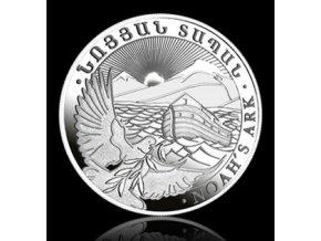 2084 investicni stribrna mince armenska archa noemova 1 oz