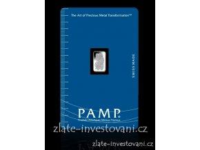 2927 investicni platinova cihla pamp 1g
