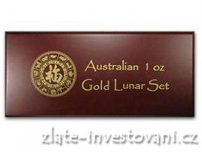 2954 etuje pro zlate mince lunarniho kalendare i